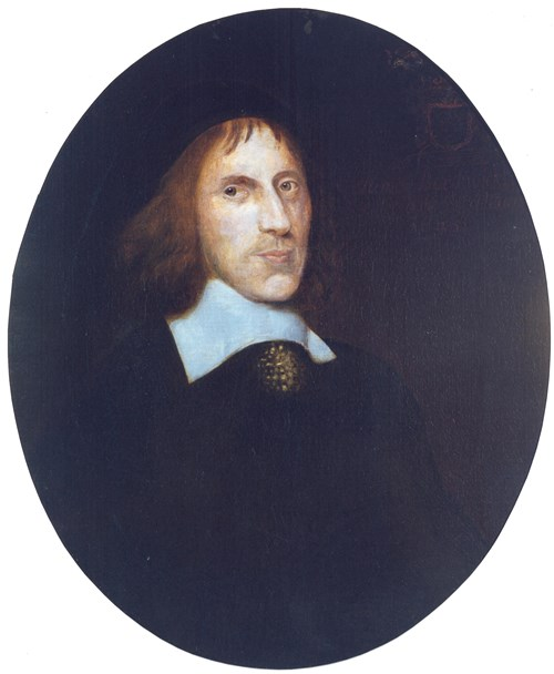 Portrait of James Borthwick