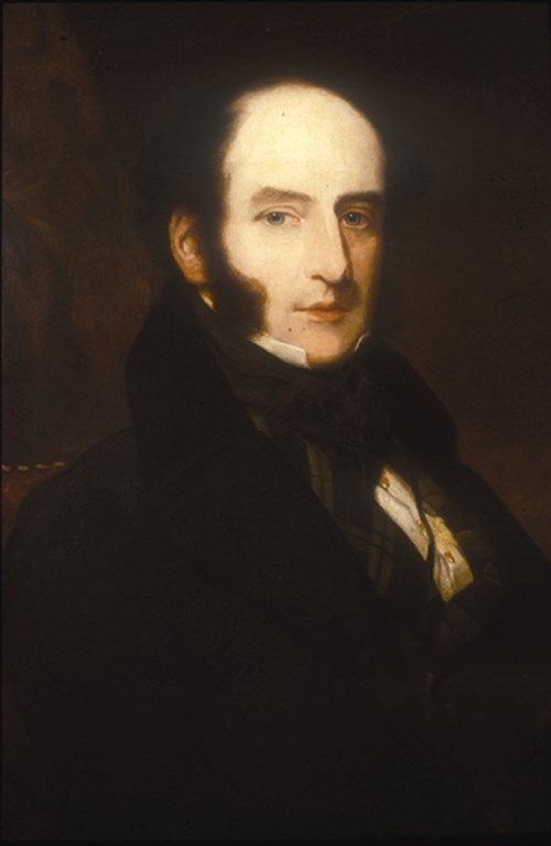 Portrait of Robert Liston
