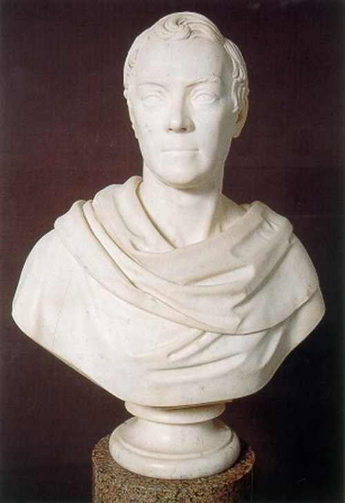 Bust of Sir Charles Bell