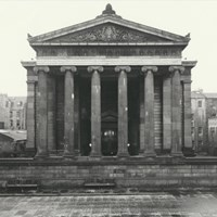 William Henry Playfair's Architectural Plans of RCSEd, Nicolson Street
