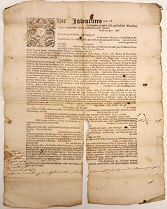 ANNOTATED INDENTURE FORM, 1692 RCSED 5/1/53