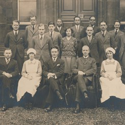 Edinburgh Royal Infirmary 1930