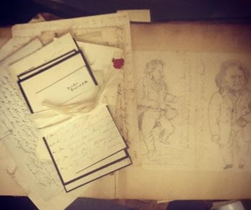 James Young Simpson Album and Letters