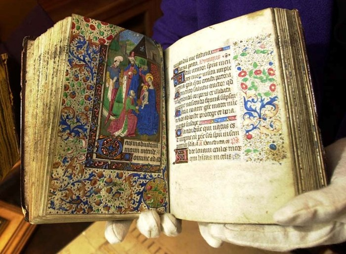 A 15th Century Book of Hours